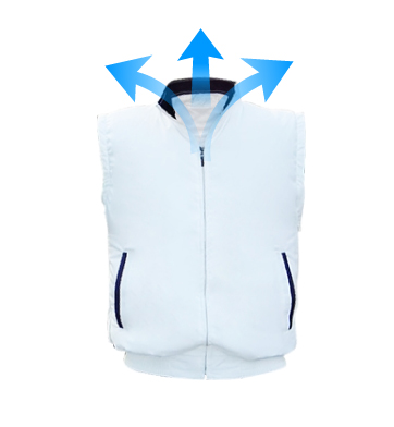 Cold wind vest A-type [W-A2006]